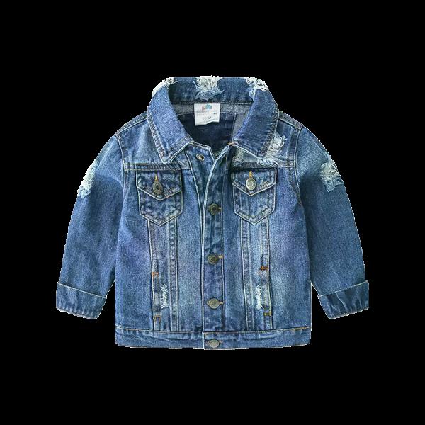 Toddler Boy Cool Denim Jacket