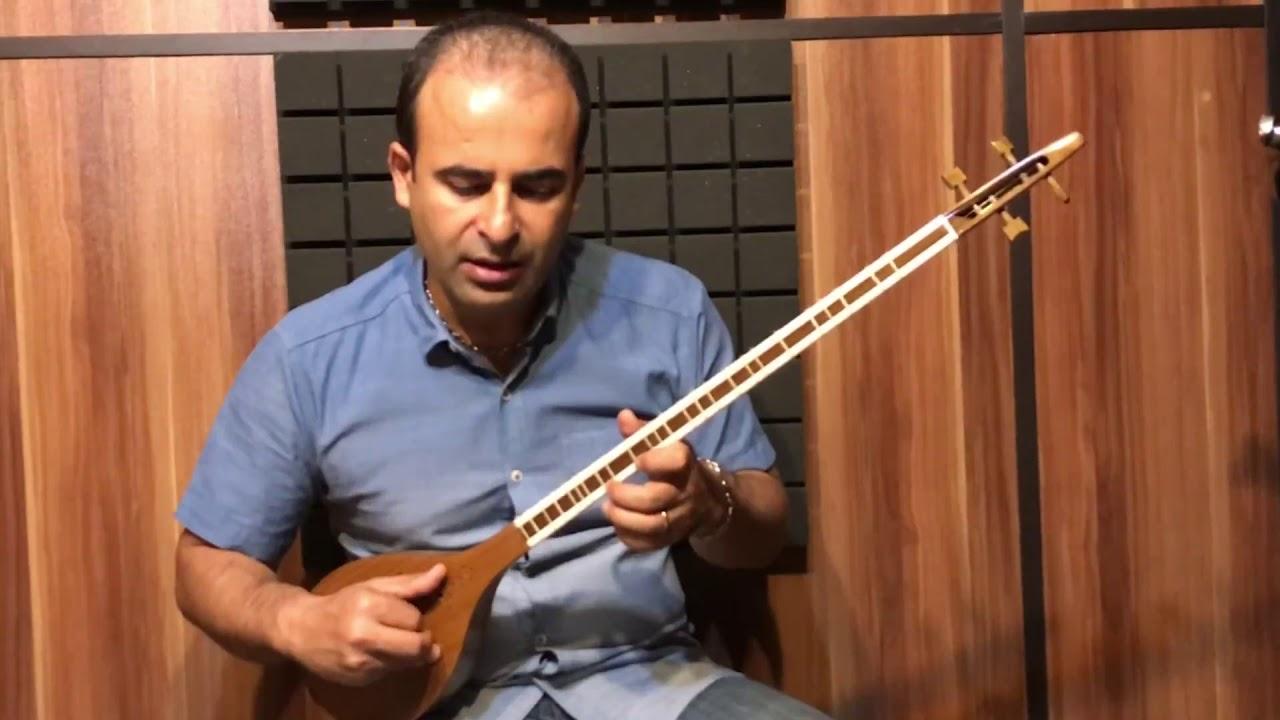 سیخی ابوعطا ردیف میرزا عبدالله نیما فریدونی سهتار