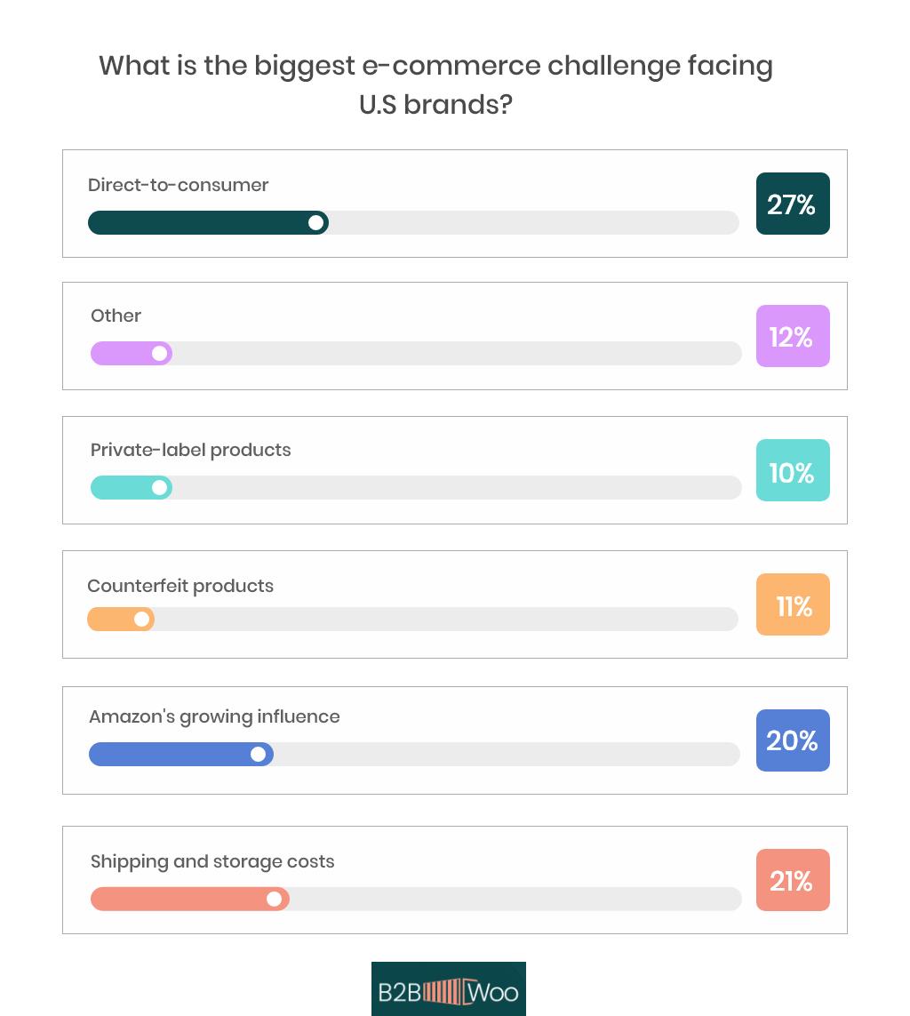 ecommerce challenges