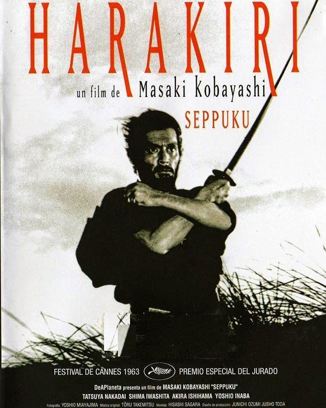 Harakiri. Seppuku (1962, Masaki Kobayashi)
