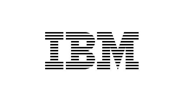 IBM logo for