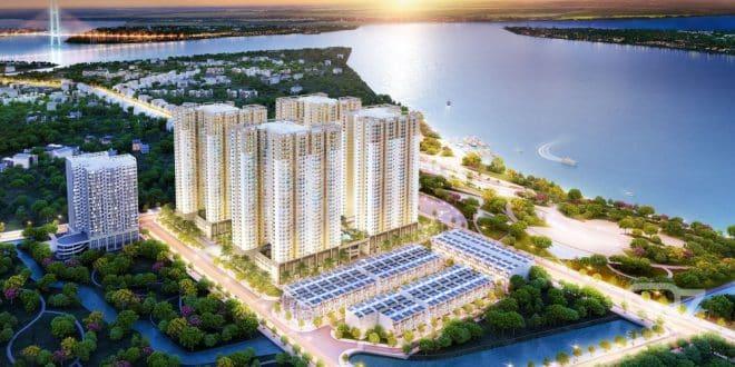 Dự án căn hộ thu hút được đông đảo người quan tâm