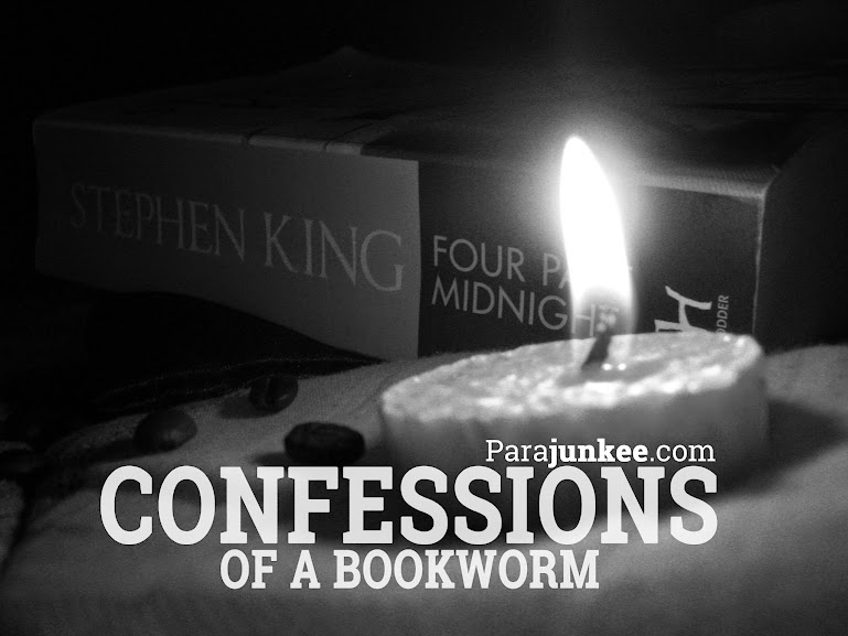 Confessions of a bookworm #8