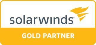 Системы 21 - Золотой партнер Solarwinds