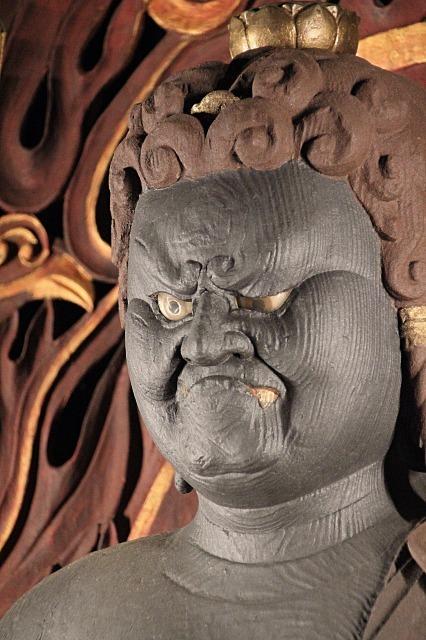 長安寺(神奈川)不動明王