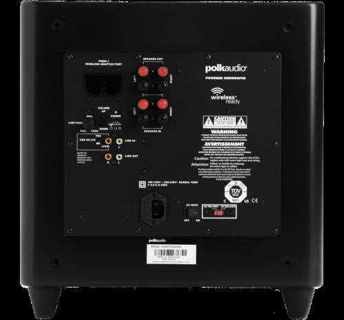 Amply Denon X1600H + Bộ Loa Polk Audio A5 rất sang trọng - 7