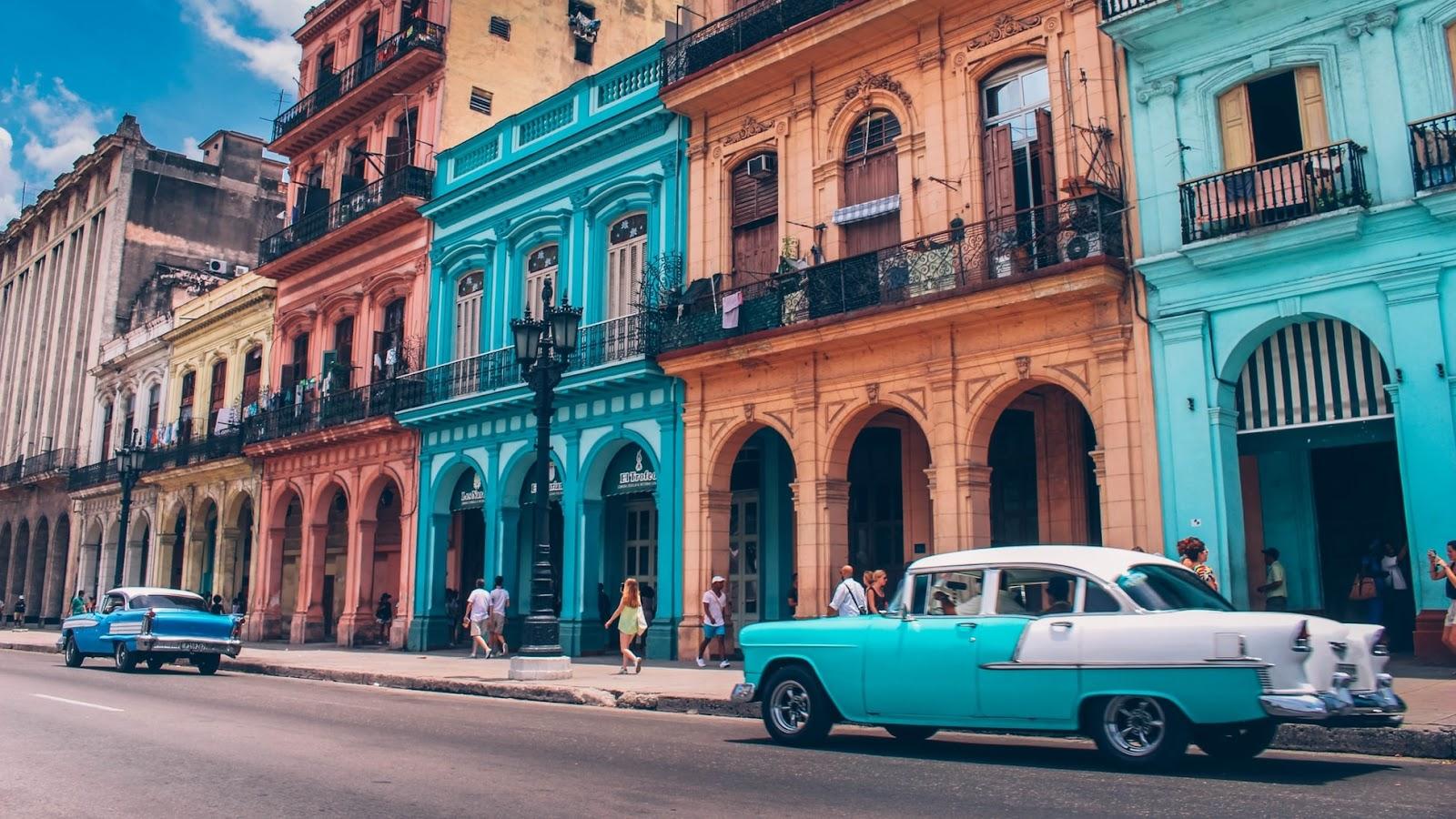 Путешествие по Кубе