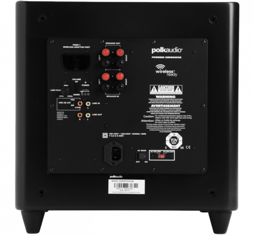 Amply Denon X1600H + Bộ Loa Polk Audio A7 rất sang trọng, âm thanh hay - 7