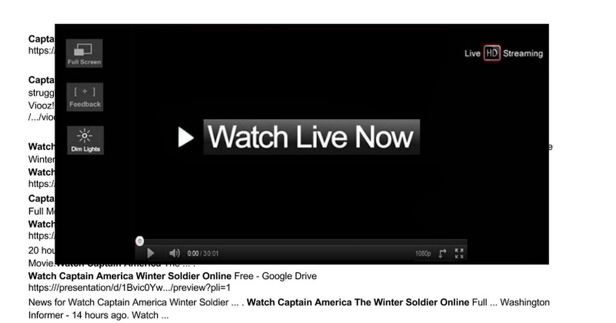 w a t c h Captain America The Winter Soldier o n l i n e f r e e