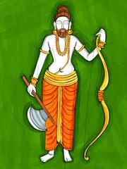 Story of Parashurama