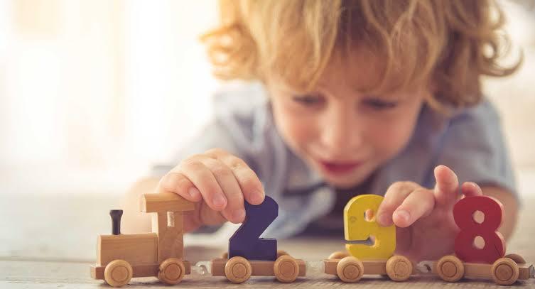 4. ฝึกให้ตัวเลขได้อยู่ในชีวิตประจำวัน
