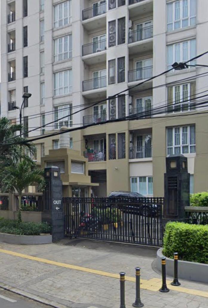 1 @ Cik Ditiro apartemen rasuna said