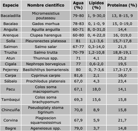 Rutinas fitness y pescado azul: porteínas