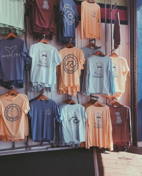 modelos de camisetas vsco