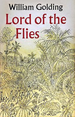 Rekomendasi novel dari Elon Musk, Lord of the Flies karangan Willianm Golding