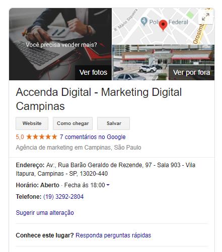 Por que anunciar empresa no Google? 8