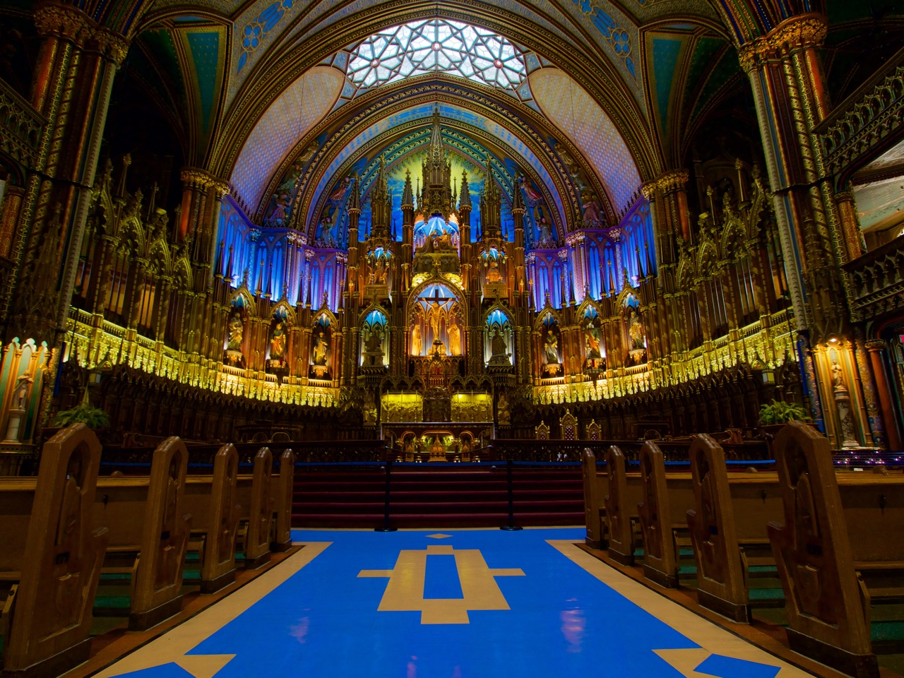 notre-dame basilica montreal things to do