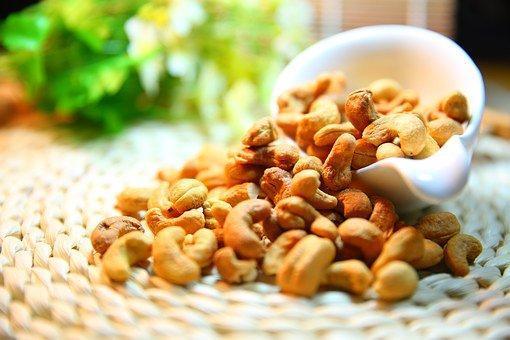 Cashew Nut, Nut, Protein, Cashew Nut
