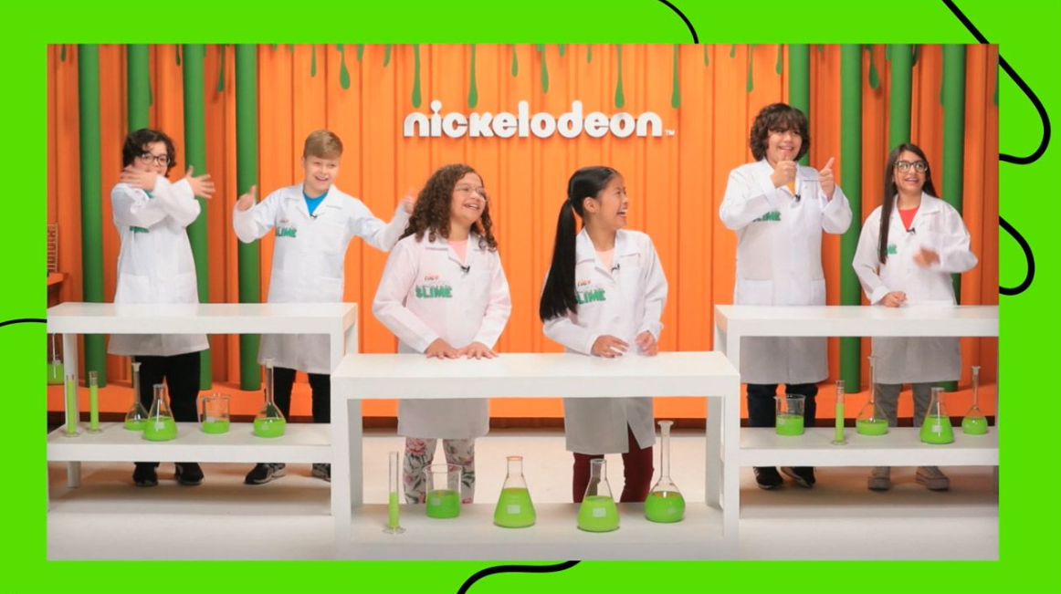 Participantes da Primeira Temporada do Nick Master Slime