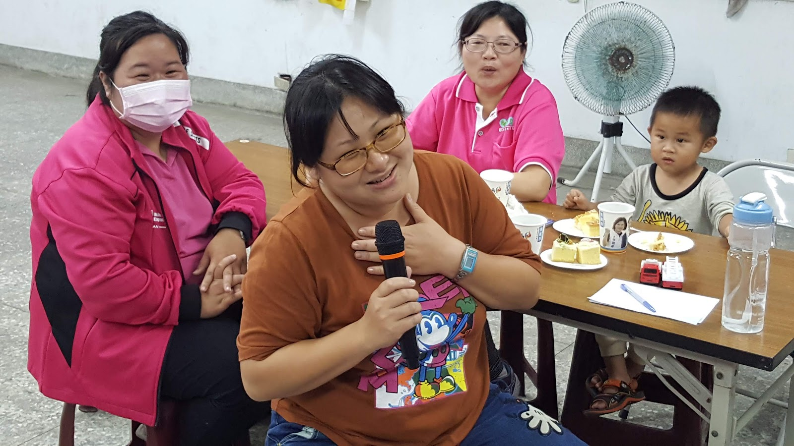 雲林參與式預算首例  居民自治老化危機