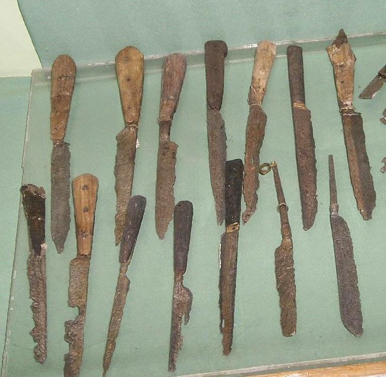 Казачьи ножи