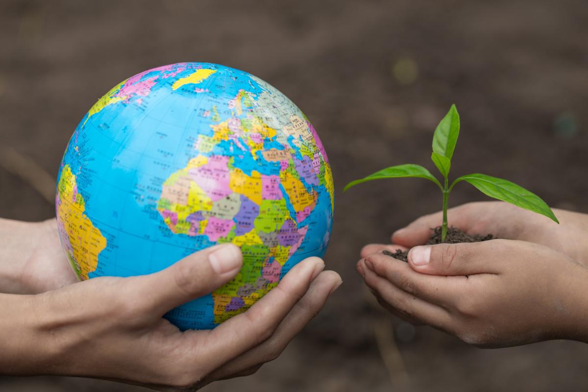 земля клімат екологія