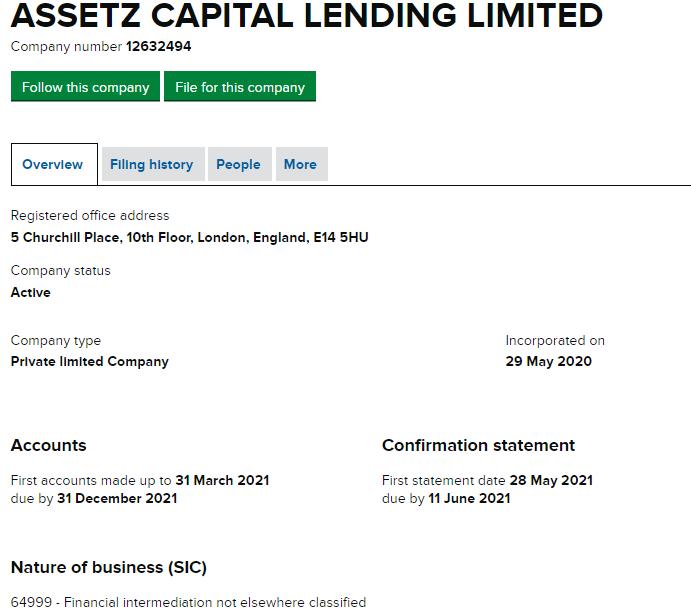 Asset Capital: обзор предложений, отзывы