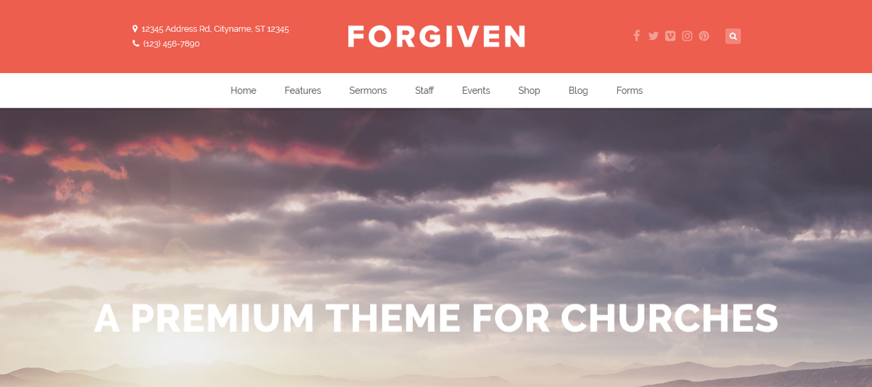WordPress Themes Forgiven