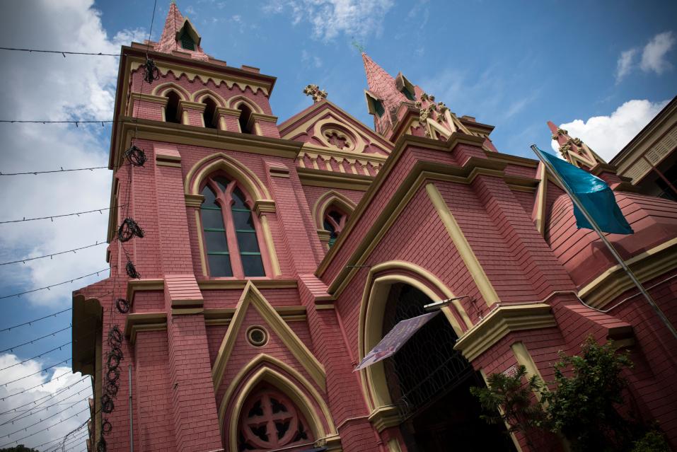 ST. TERESA''S CHURCH