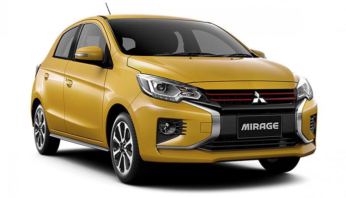 Mitsubishi Mirage/ Attrage 2020