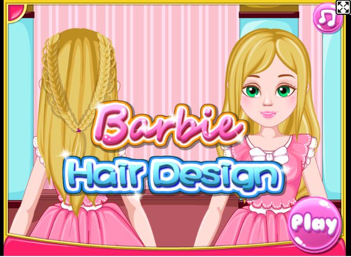 Game nhà tạo mẫu tóc - uGame