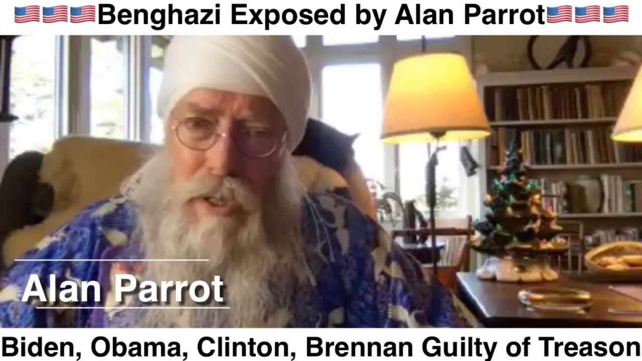 Benghazi Exposed! Truth Told by Alan Parrot, CIA Whistleblower- Nicholas  Noe With Charles Woods! - YouTube
