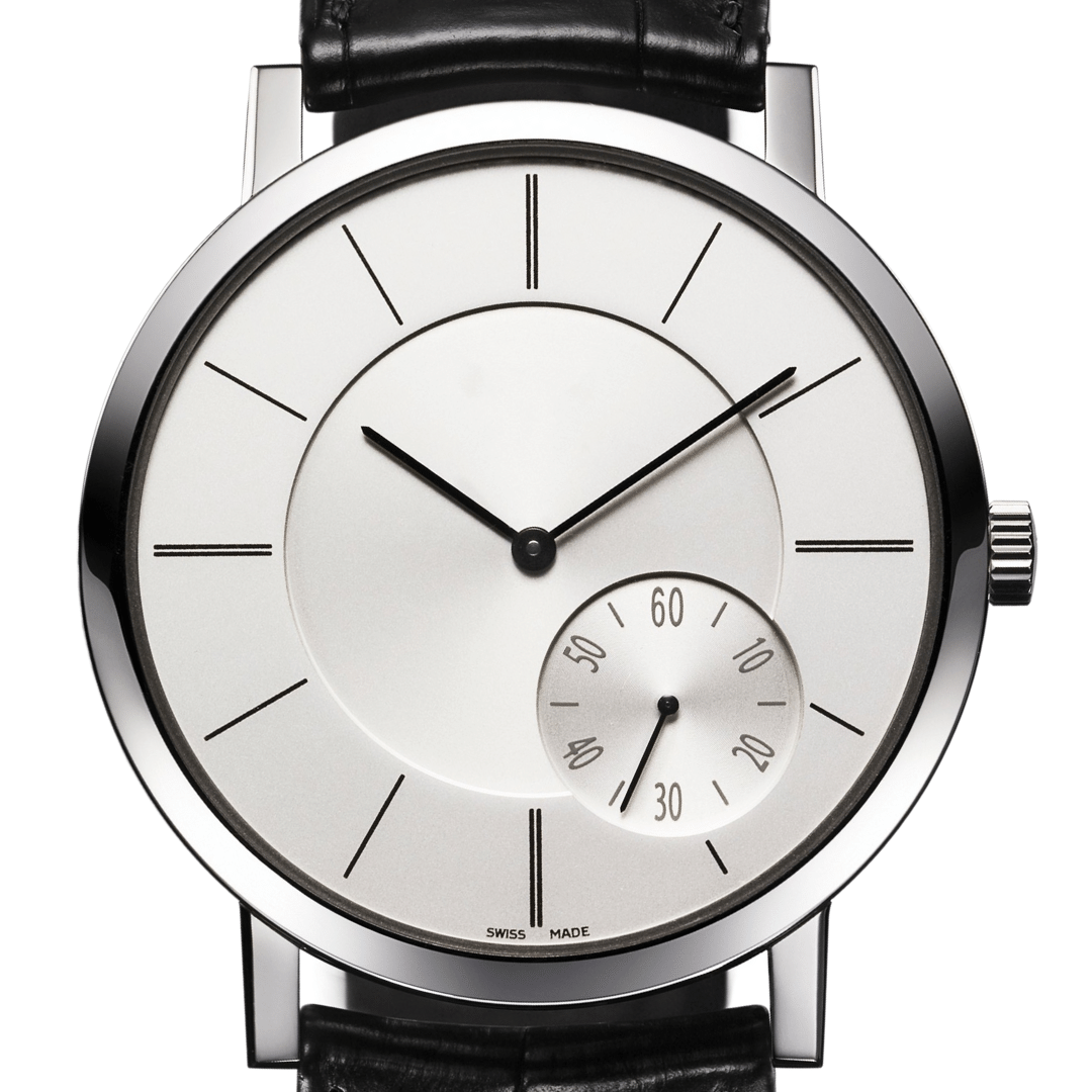 Photo of a watch with a subdial