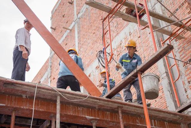 Tìm hiểu cách tính đơn giá xây nhà phần thô