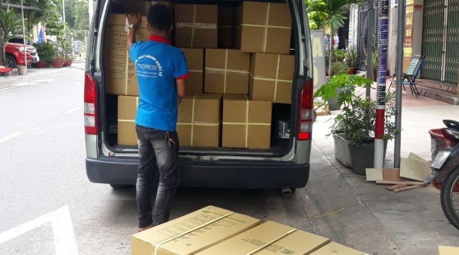 Quy trình cách đóng gói gửi hàng đi Úc