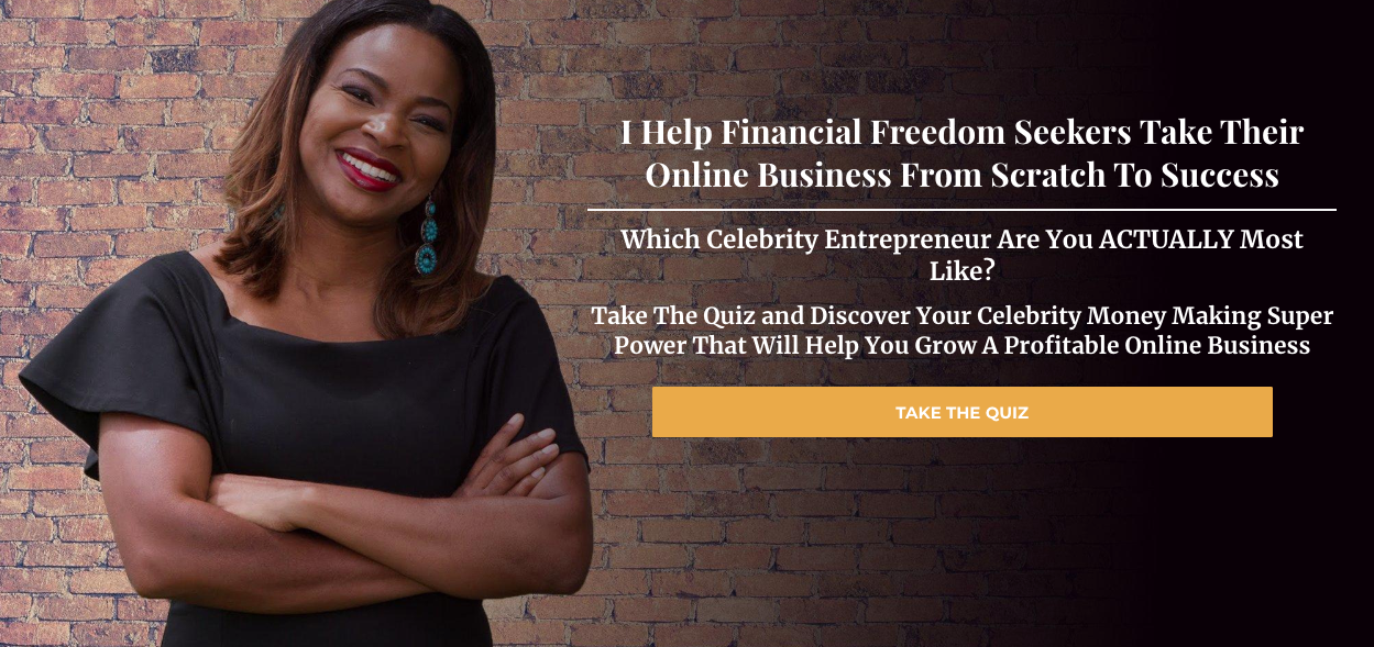 quiz cover for which celebrity entrepreneur are you actually most like