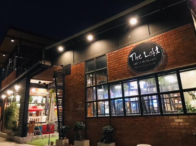 2. The Loft Coffee & Restaurant