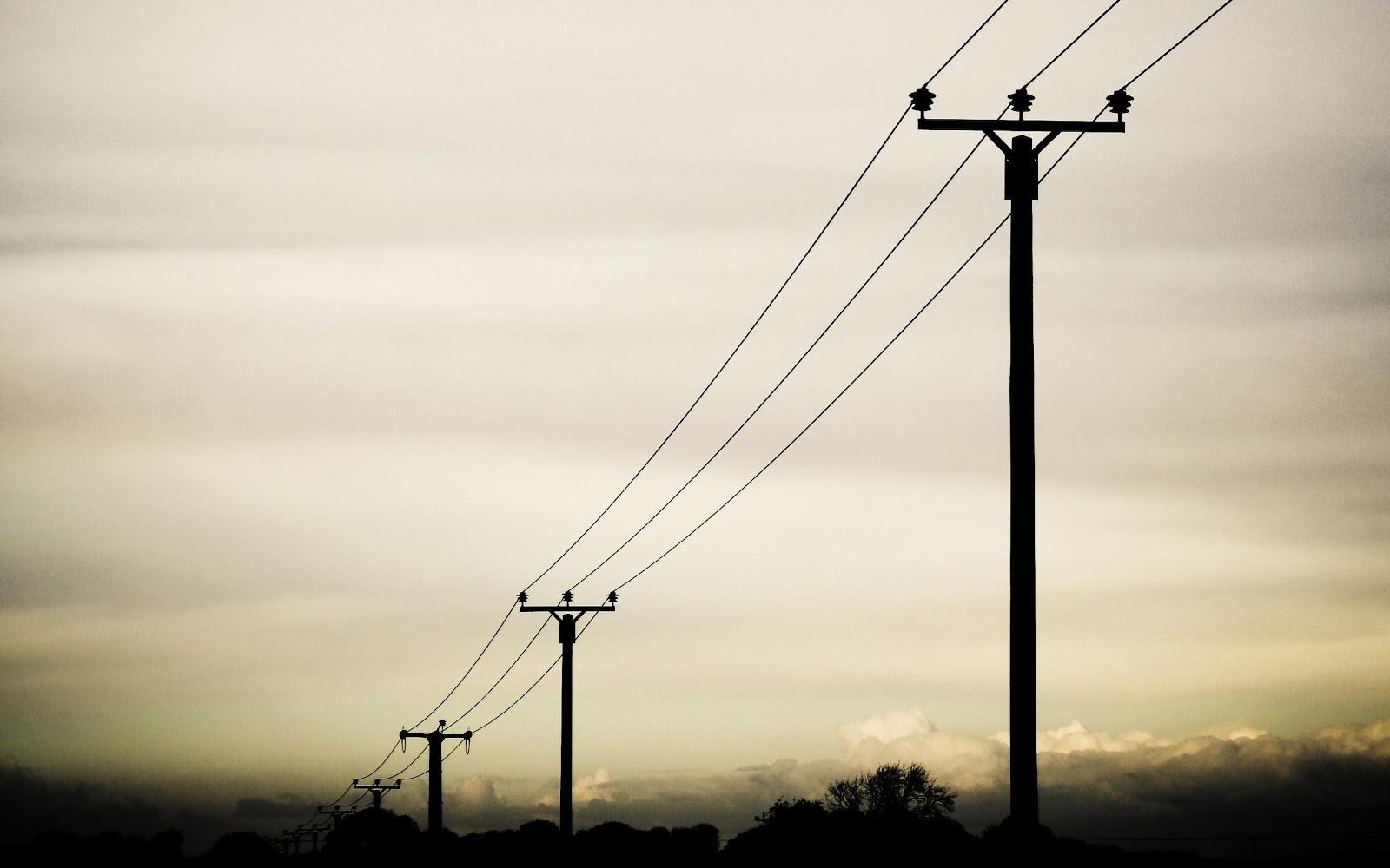 Sentir al rev s casa xi - Cables de electricidad ...