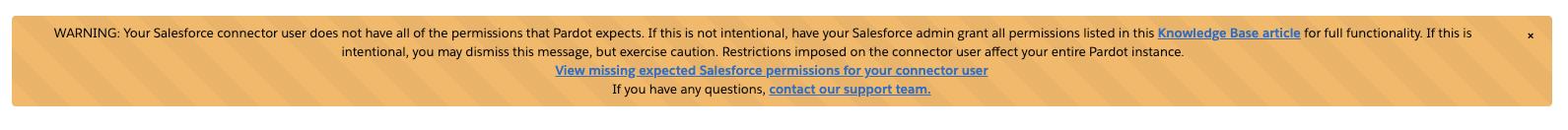 """, Quelques erreurs courantes du connecteur Pardot Salesforce et comment les corriger<span class=""""wtr-time-wrap after-title""""><span class=""""wtr-time-number"""">5</span> minutes de lecture</span>"""