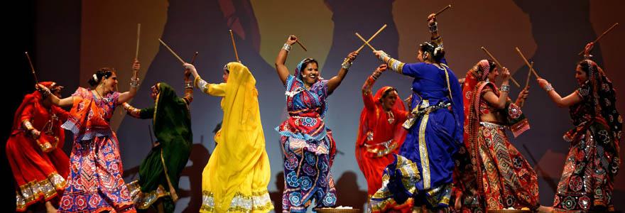 Celebrate Dandiya night at party halls in Mumbai