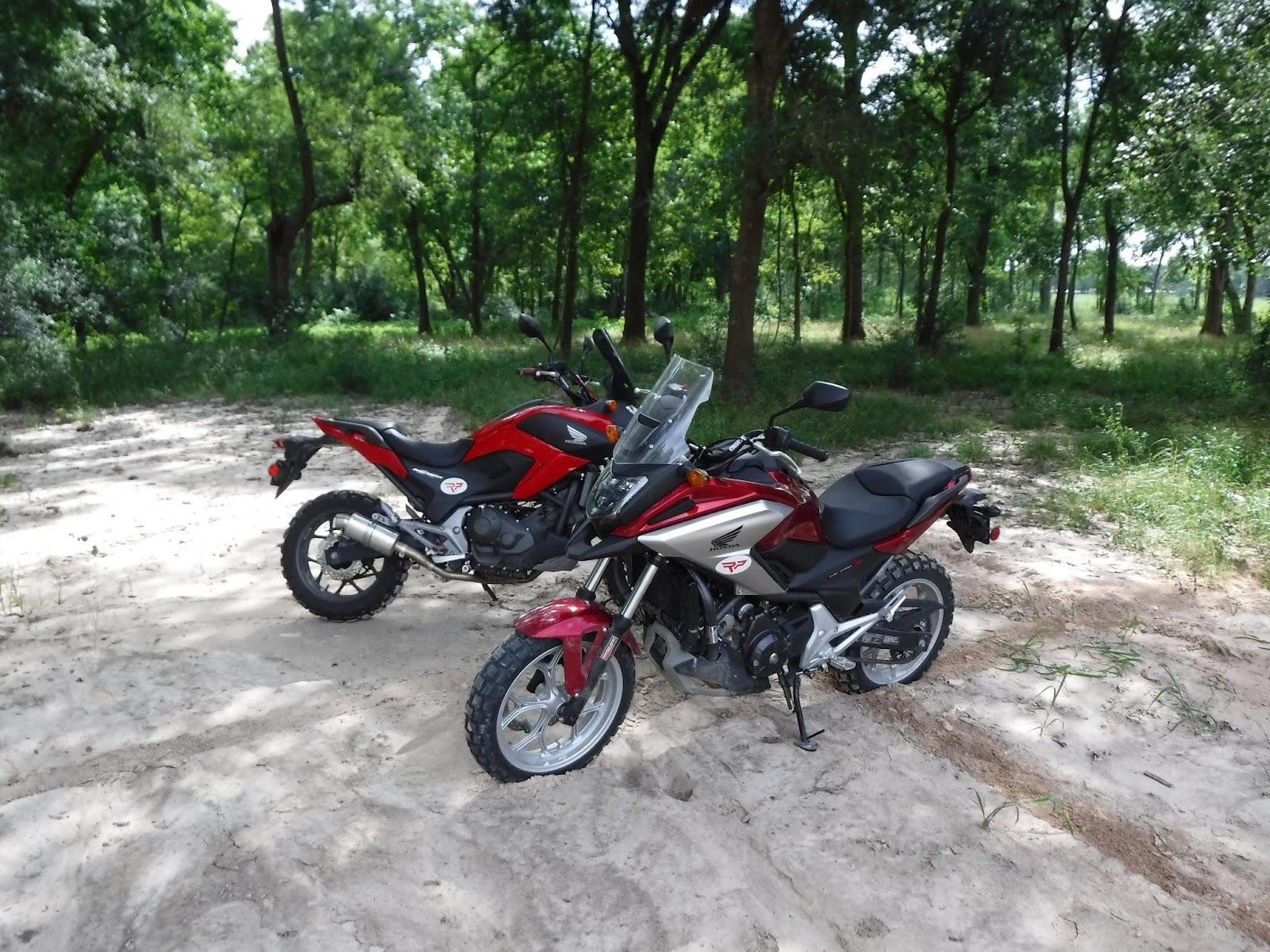 Honda NC750x and NC700x Bike