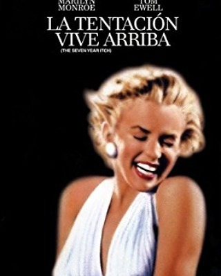 La tentación vive arriba (1955, Billy Wilder)