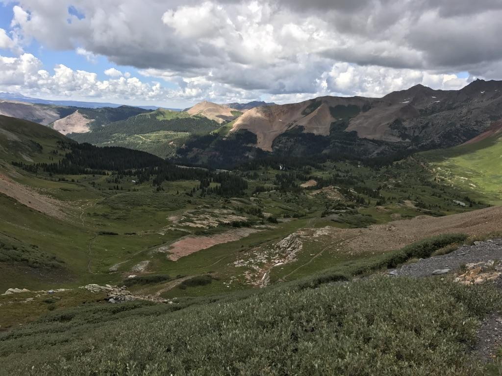 colorado trail thru hike
