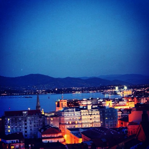 Santander, Spain: Sprawling City Views - Urban Landscapes Yearning to be Explored
