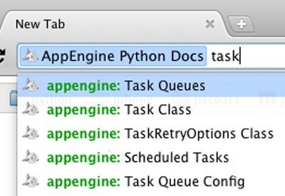 App Engine Python Docs