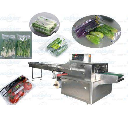 máy đóng gói rau, củ, quả, trái cây tự động