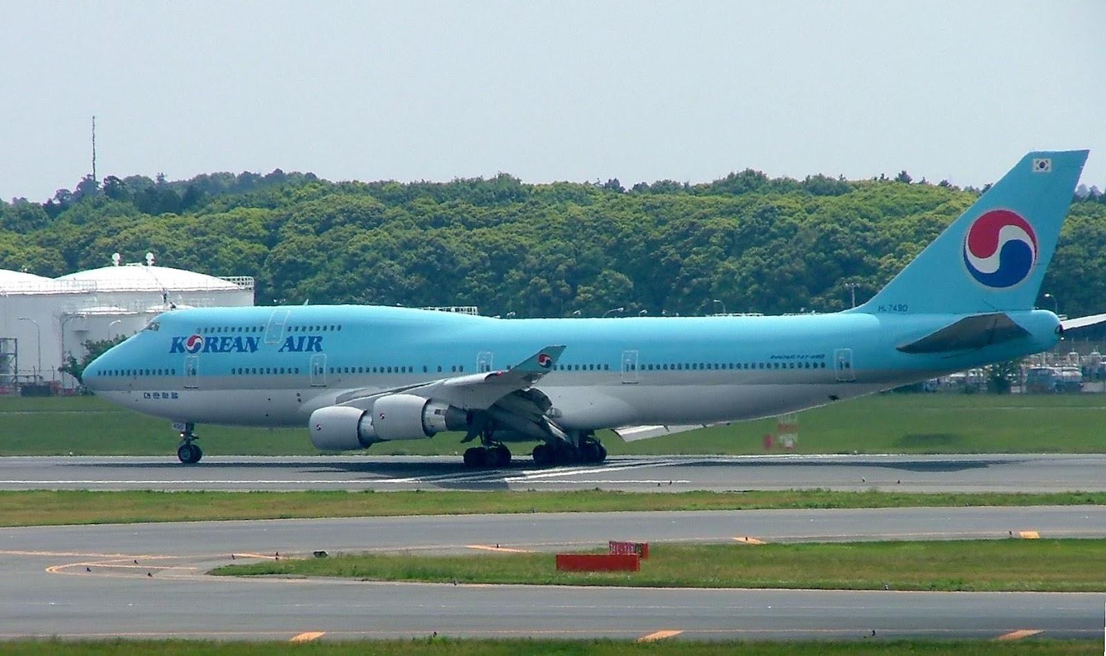 hàng không Korean Air