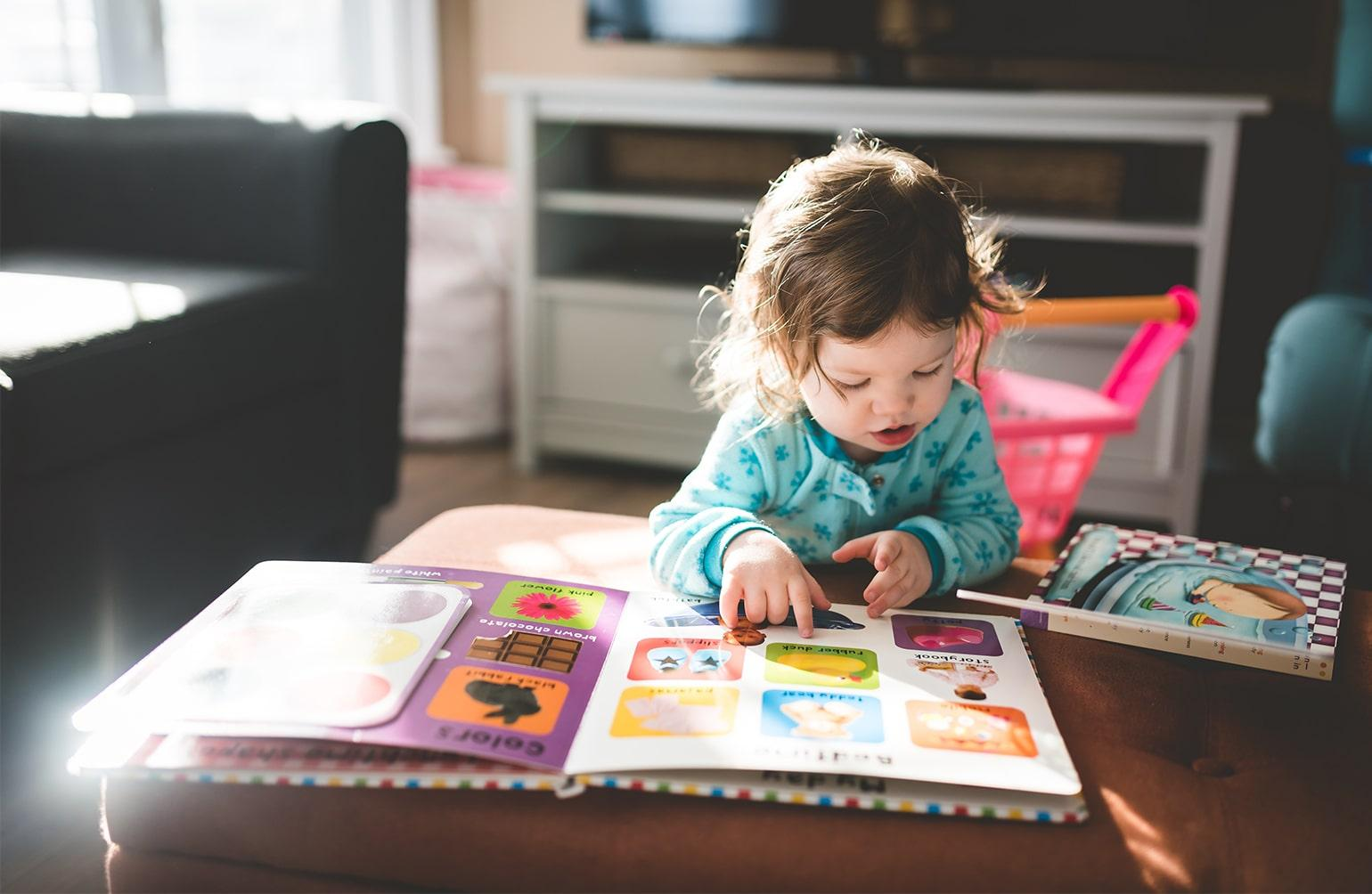 keep kid busy with activities