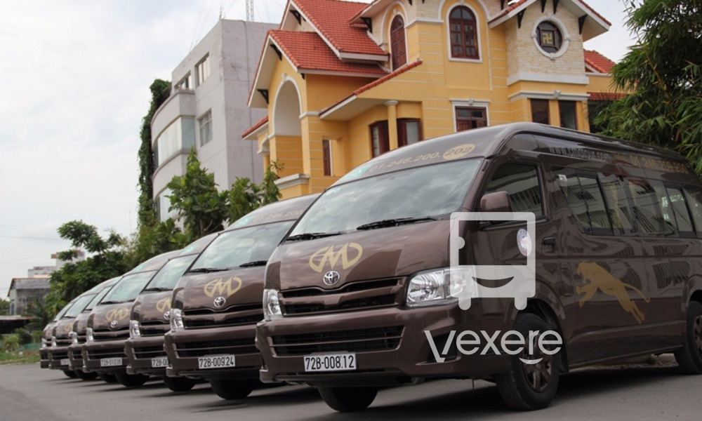 Xe Minh Dũng Limousine từ Sài Gòn đi Vũng Tàu