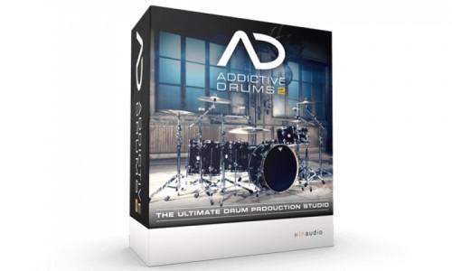 XLN Audio Addictive Drums 2 드럼 가상악기 엑스엘엔오디오 에디티브드럼2